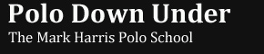 New Zealand Polo School &#8211; Polo.co.nz &#8211; Mark Harris